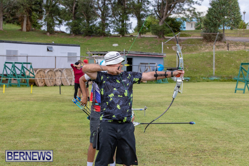 Gold Point Archery Bermuda, October 21 2018-9059