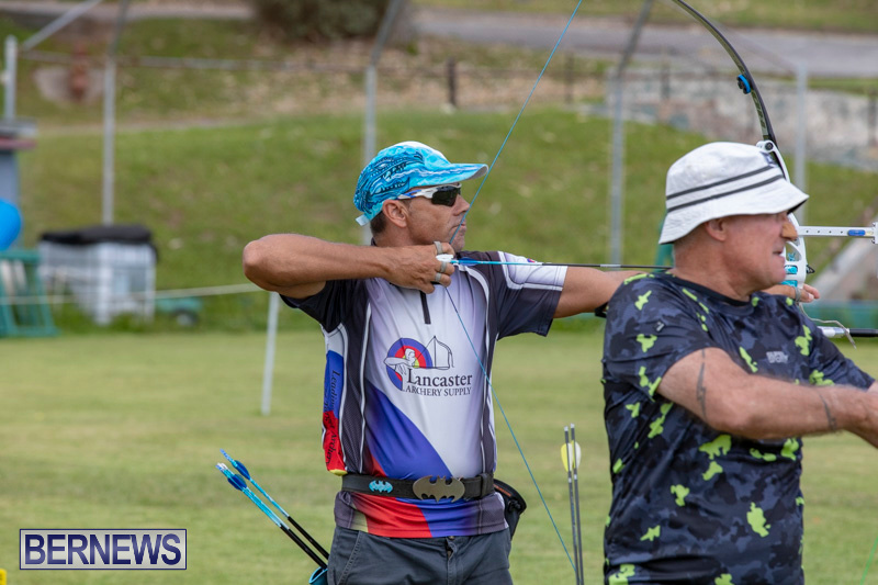 Gold Point Archery Bermuda, October 21 2018-9064