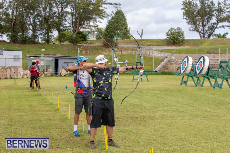 Gold Point Archery Bermuda, October 21 2018-9069