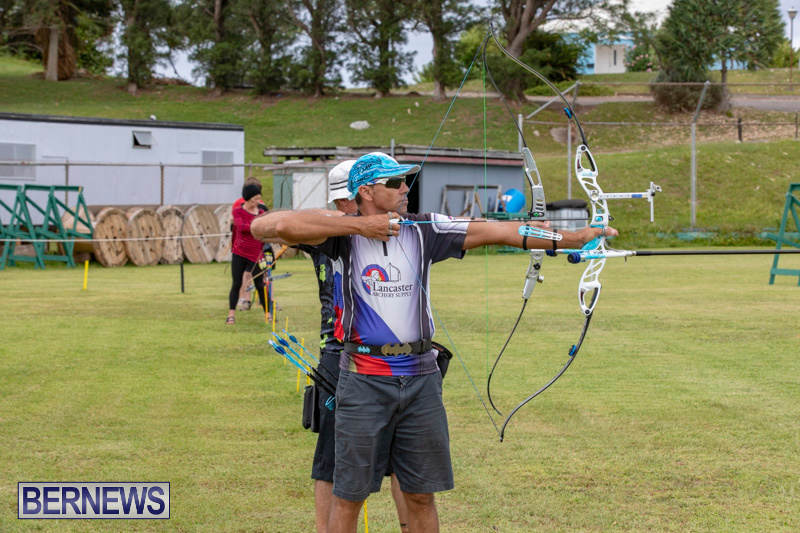 Gold Point Archery Bermuda, October 21 2018-9078