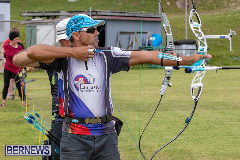 Gold Point Archery Bermuda, October 21 2018-9079