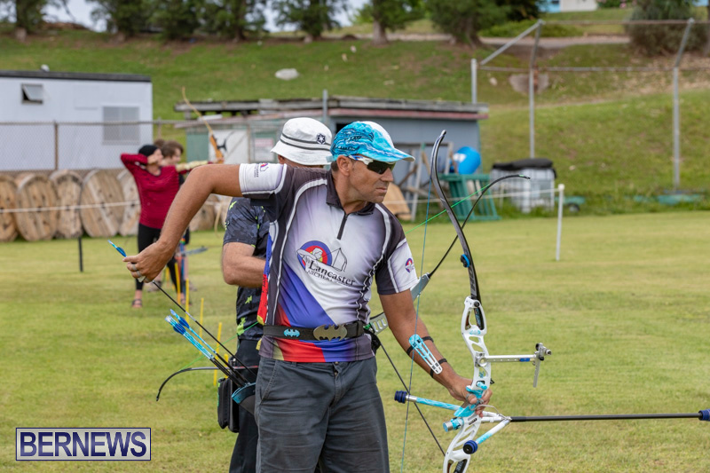 Gold Point Archery Bermuda, October 21 2018-9082