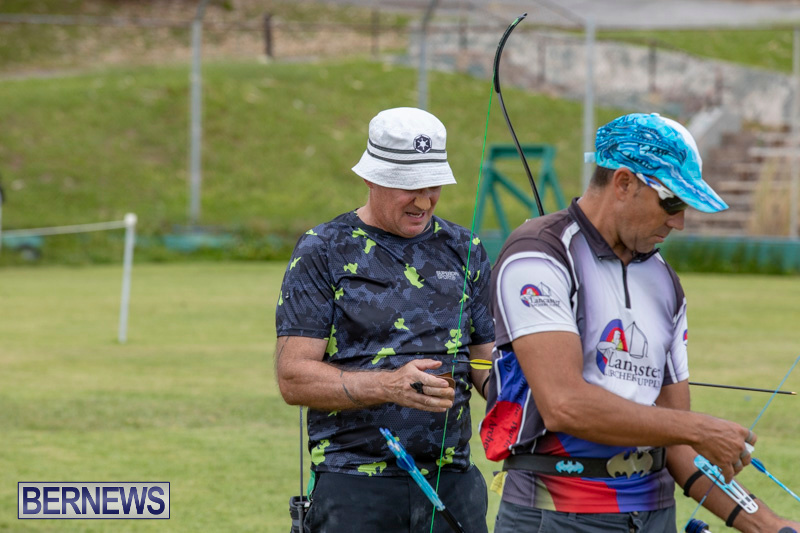 Gold Point Archery Bermuda, October 21 2018-9095