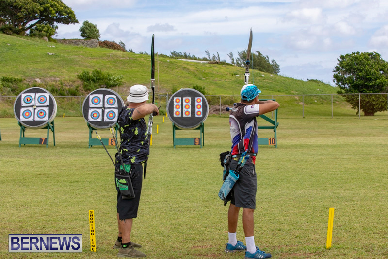 Gold Point Archery Bermuda, October 21 2018-9113