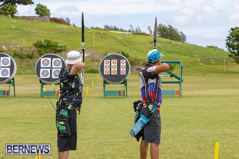 Gold Point Archery Bermuda, October 21 2018-9124