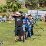 Gold Point Archery Outdoor League Bermuda, October 28 2018-2456