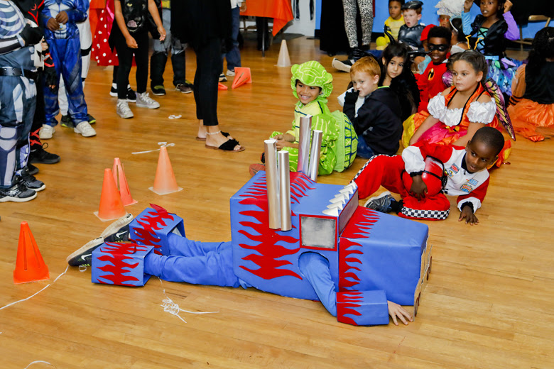 Halloween Parade at St George's Prep Bermuda Oct 31 2018 (5)
