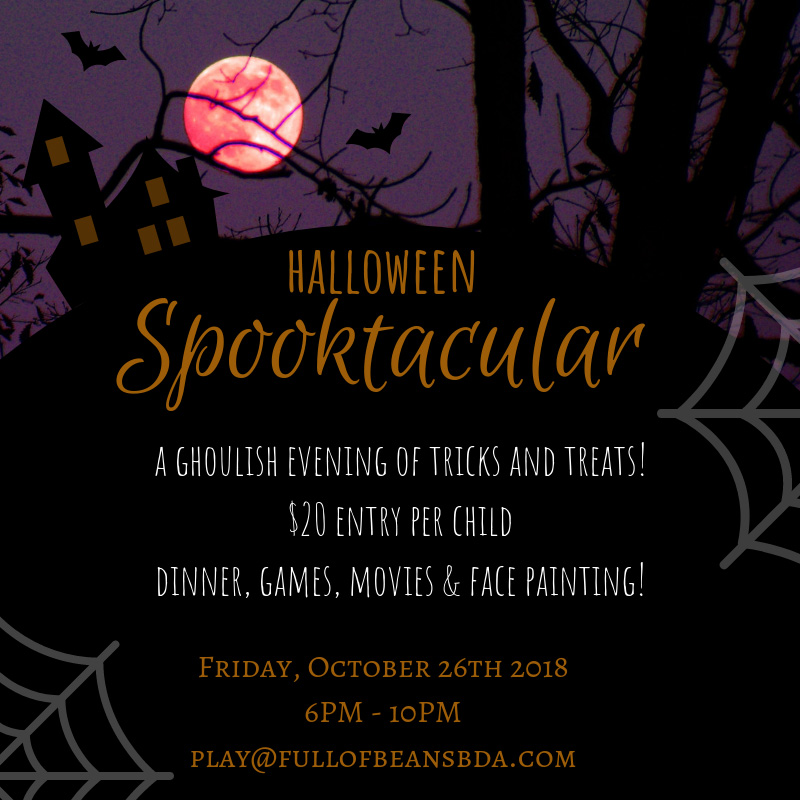 Halloween Spooktacular Bermuda October 2018