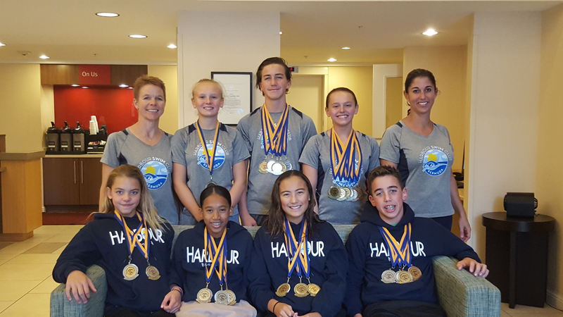 Harbour Gold Squad Bermuda Oct 30 2018