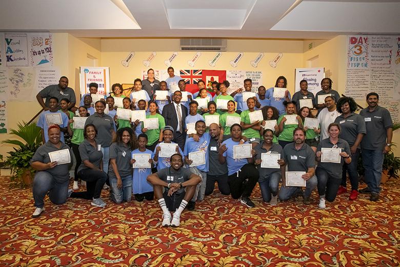 Mirrors SuperCamp Senior Forum Bermuda Oct 2018