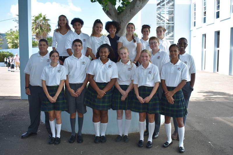 Mount Saint Agnes Bermuda October 2018