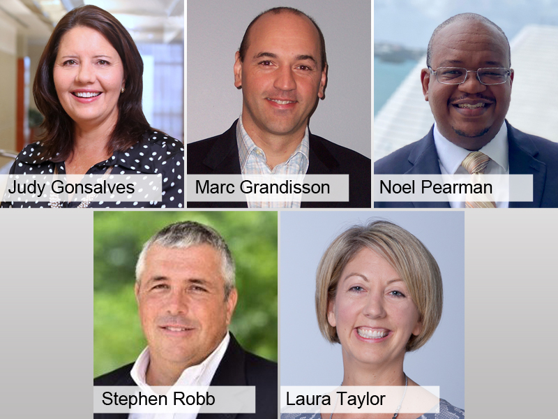 PwC Insurance Summit Bermuda October 28 2018