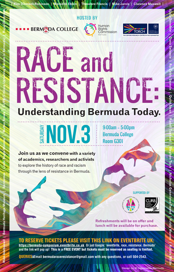 Race and Resistance Symposium October 2018