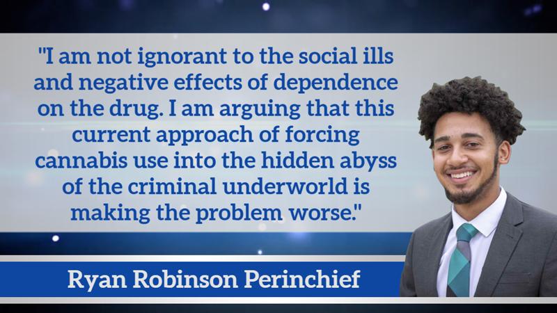 Ryan Robinson Perinchief Bermuda Oct 29 2018 1