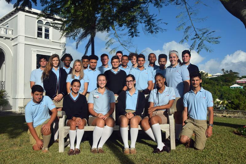 Saltus Bermuda October 2018