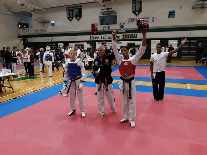 Taekwondo Bermuda October 2018 (6)