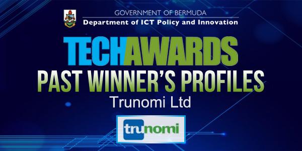 Tech Awards 600x300 Trunomi