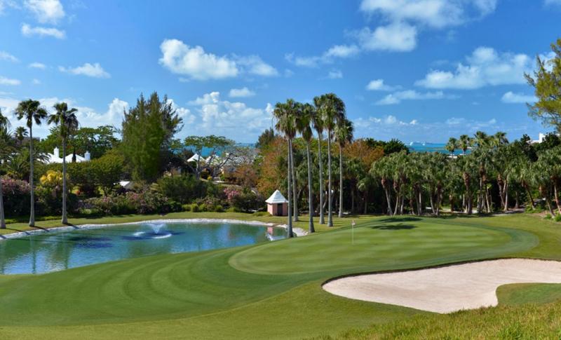 Turtle Hill Golf Club Bermuda Oct 2018