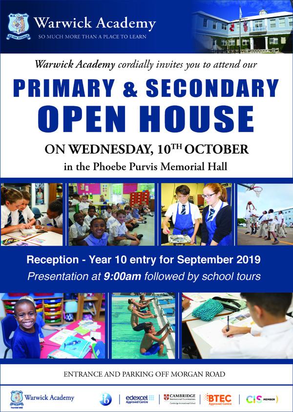 Warwick Academy Bermuda October 2018 (1)
