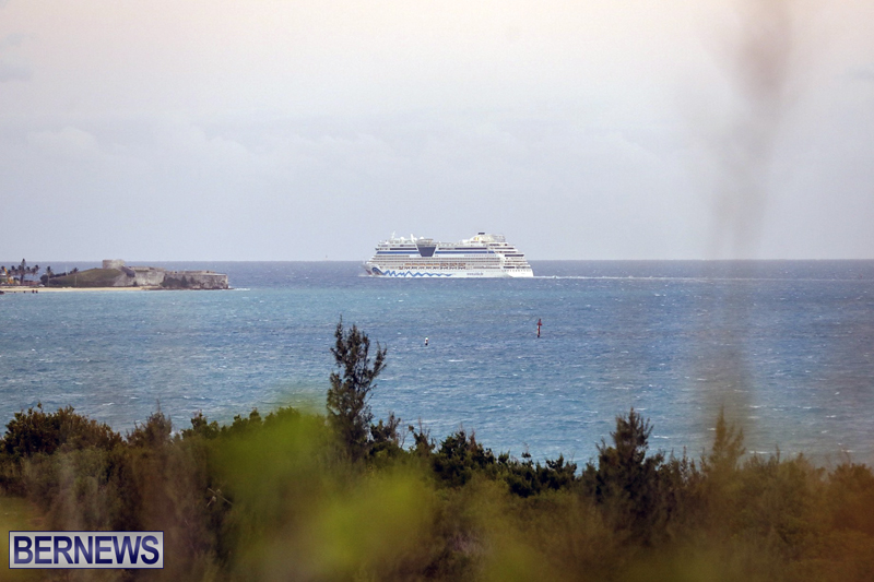 cruise ships arriving Bermuda Oct 31 2018 (26)