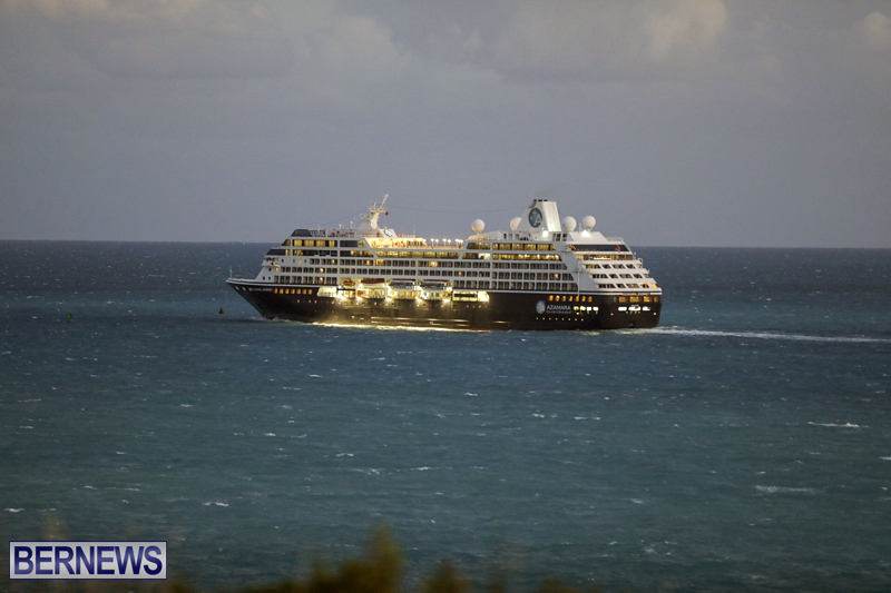 cruise ships arriving Bermuda Oct 31 2018 (4)