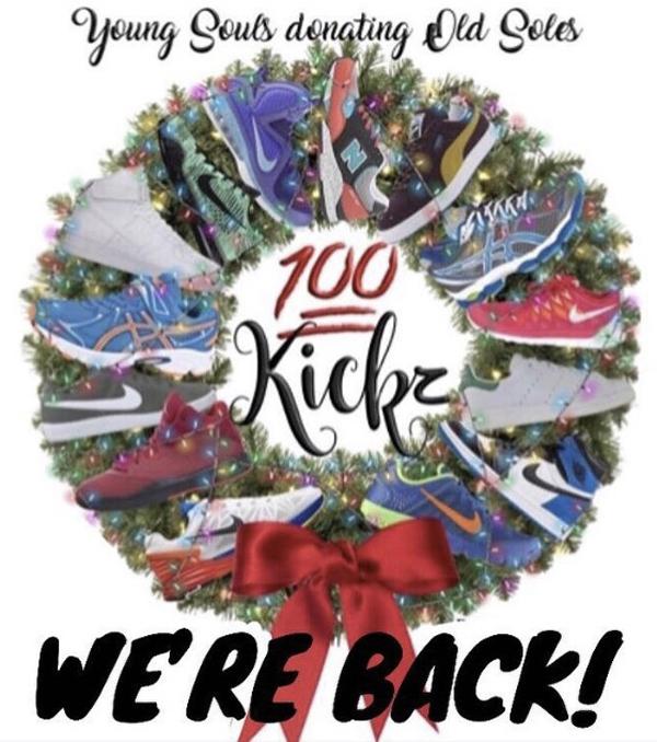 100 KICKZ Bermuda November 2018