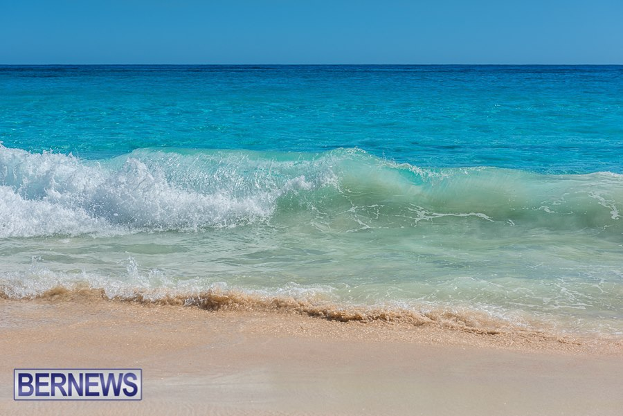 119 Walking down a Bermuda beach and listening to the waves crash gently is a great way to unwind
