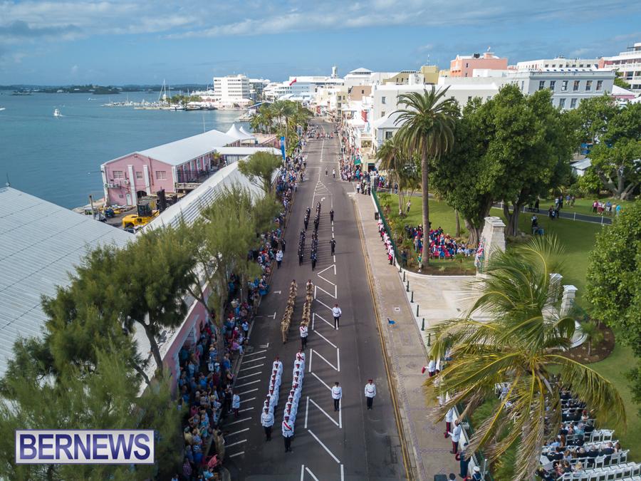 2018 Remembrance Day Parade Bermuda JM (1)