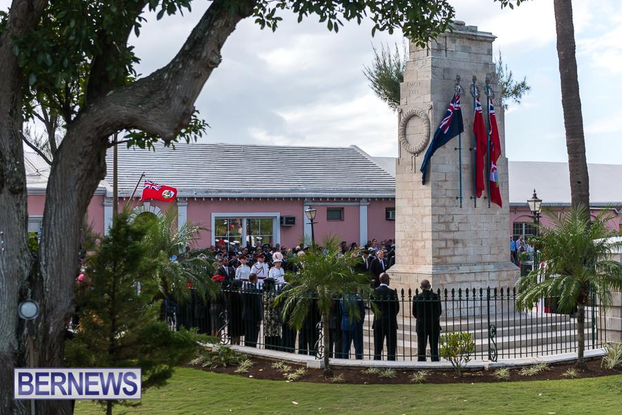 2018 Remembrance Day Parade Bermuda JM (14)