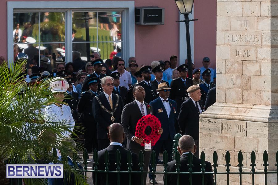 2018 Remembrance Day Parade Bermuda JM (16)