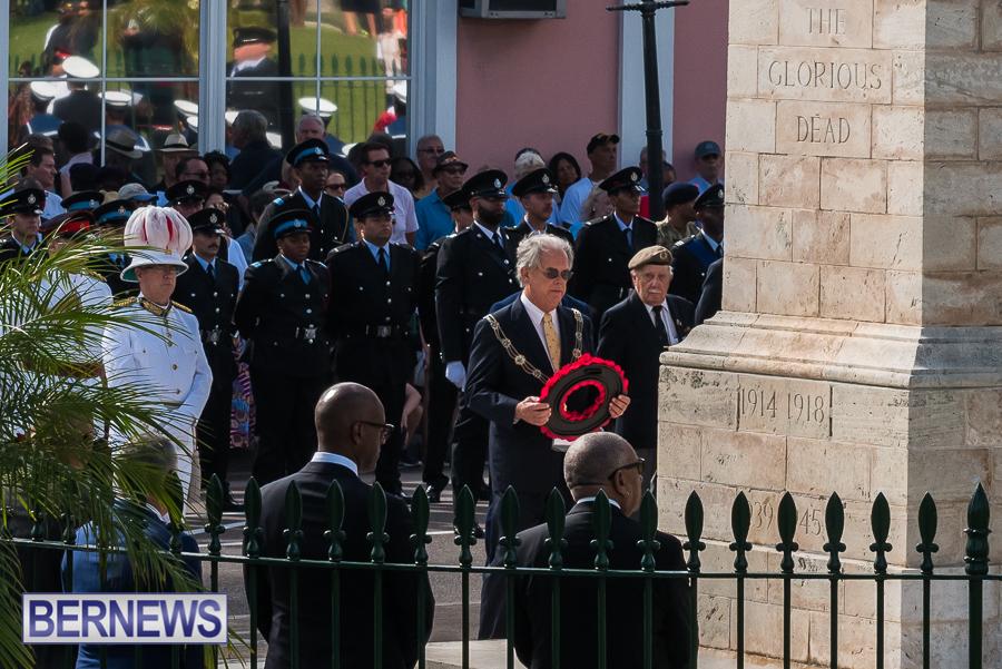 2018 Remembrance Day Parade Bermuda JM (18)