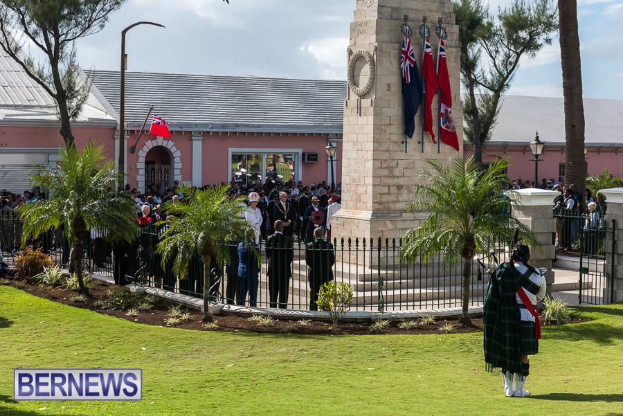 2018 Remembrance Day Parade Bermuda JM (22)