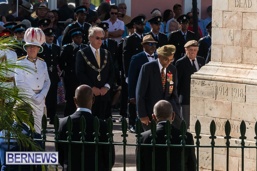 2018 Remembrance Day Parade Bermuda JM (25)