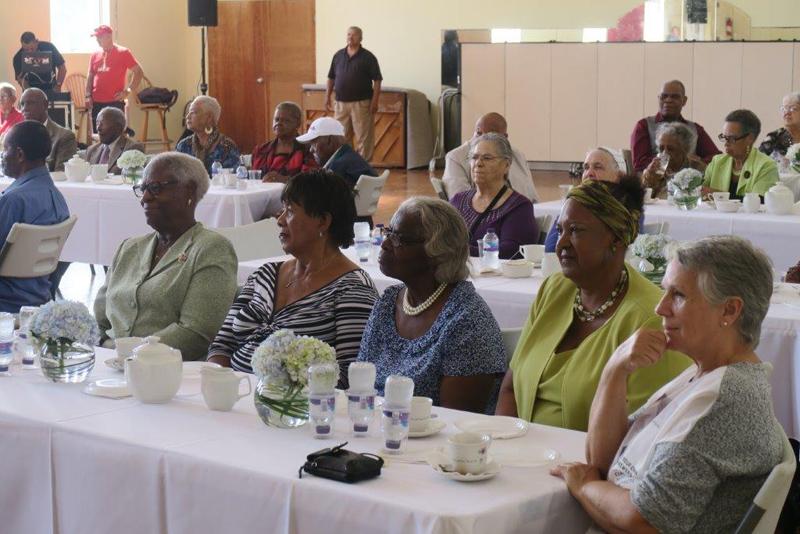 BHT Seniors Tea Bermuda Oct 28 2018 (1)
