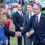 Beacon Lighting Ceremony at Government House Bermuda, November 11 2018-7970