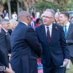 Beacon Lighting Ceremony at Government House Bermuda, November 11 2018-7977