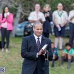 Beacon Lighting Ceremony at Government House Bermuda, November 11 2018-7986