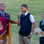 Beacon Lighting Ceremony at Government House Bermuda, November 11 2018-7992
