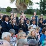 Beacon Lighting Ceremony at Government House Bermuda, November 11 2018-8002