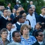 Beacon Lighting Ceremony at Government House Bermuda, November 11 2018-8006