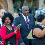 Beacon Lighting Ceremony at Government House Bermuda, November 11 2018-8015