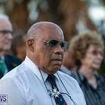 Beacon Lighting Ceremony at Government House Bermuda, November 11 2018-8040
