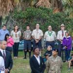 Beacon Lighting Ceremony at Government House Bermuda, November 11 2018-8049