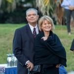 Beacon Lighting Ceremony at Government House Bermuda, November 11 2018-8054