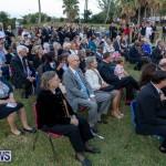 Beacon Lighting Ceremony at Government House Bermuda, November 11 2018-8071