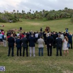Beacon Lighting Ceremony at Government House Bermuda, November 11 2018-8080