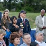 Beacon Lighting Ceremony at Government House Bermuda, November 11 2018-8143