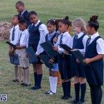 Beacon Lighting Ceremony at Government House Bermuda, November 11 2018-8176