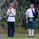 Beacon Lighting Ceremony at Government House Bermuda, November 11 2018-8185