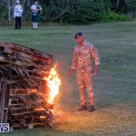 Beacon Lighting Ceremony at Government House Bermuda, November 11 2018-8190